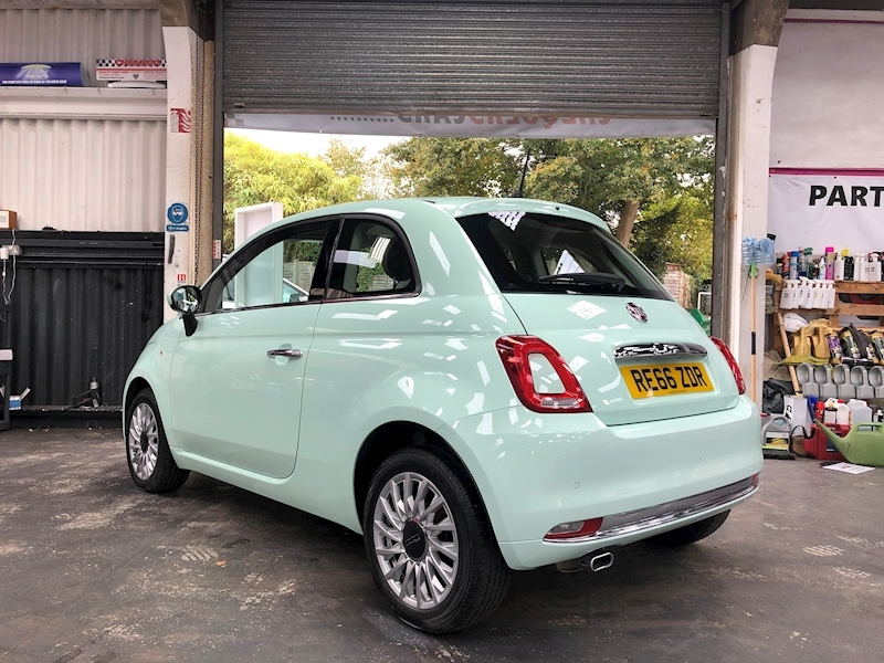 Fiat 500 500 My16 1.2 69hp Lounge My16 - Large 3