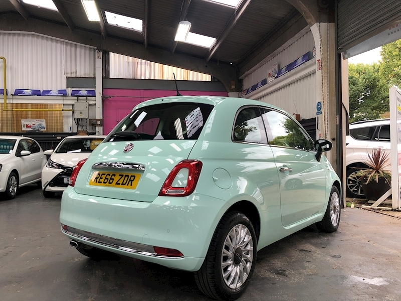 Fiat 500 500 My16 1.2 69hp Lounge My16 - Large 5