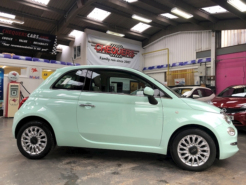 Fiat 500 500 My16 1.2 69hp Lounge My16 - Large 6