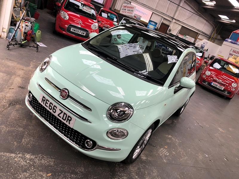 Fiat 500 500 My16 1.2 69hp Lounge My16 - Large 48