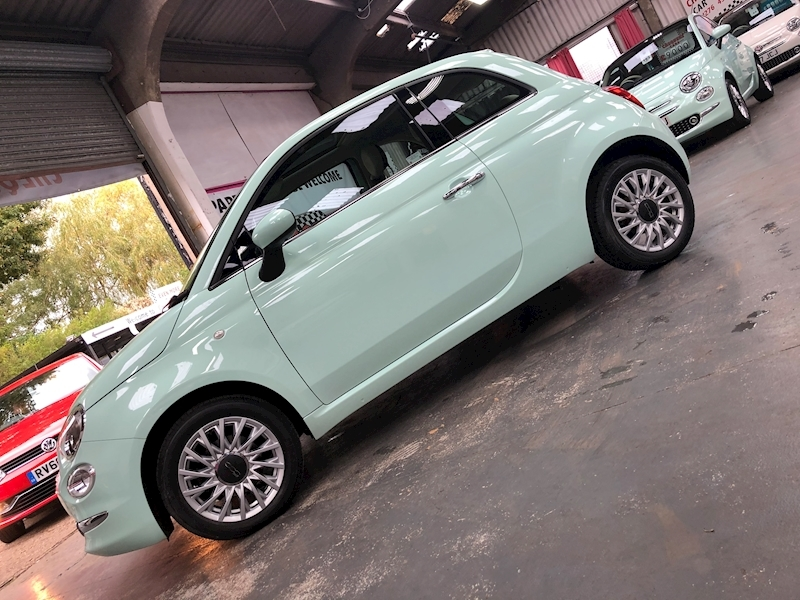 Fiat 500 500 My16 1.2 69hp Lounge My16 - Large 49