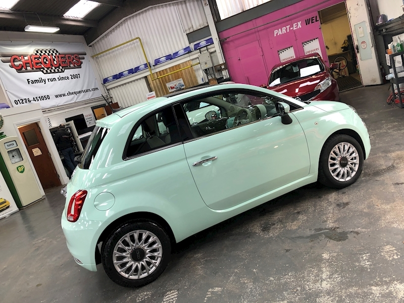 Fiat 500 500 My16 1.2 69hp Lounge My16 - Large 52