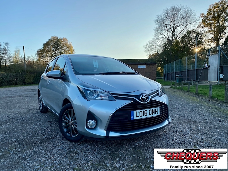 Yaris Icon Hatchback 1.3 Multidrive S Petrol