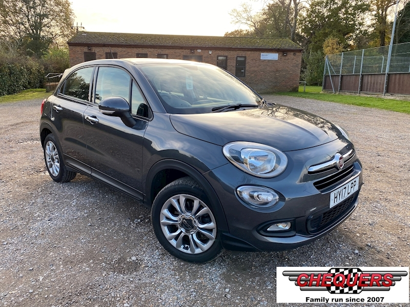 Fiat 500x 500x City Look 1.4 Multiair Ii 140hp Pop Star - Large 0