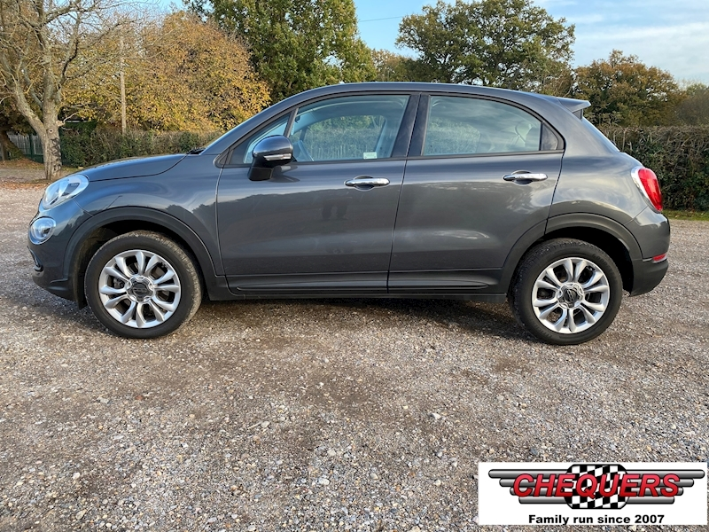 Fiat 500x 500x City Look 1.4 Multiair Ii 140hp Pop Star - Large 4