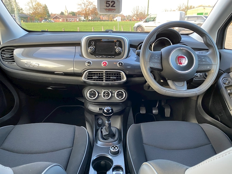 Fiat 500x 500x City Look 1.4 Multiair Ii 140hp Pop Star - Large 12
