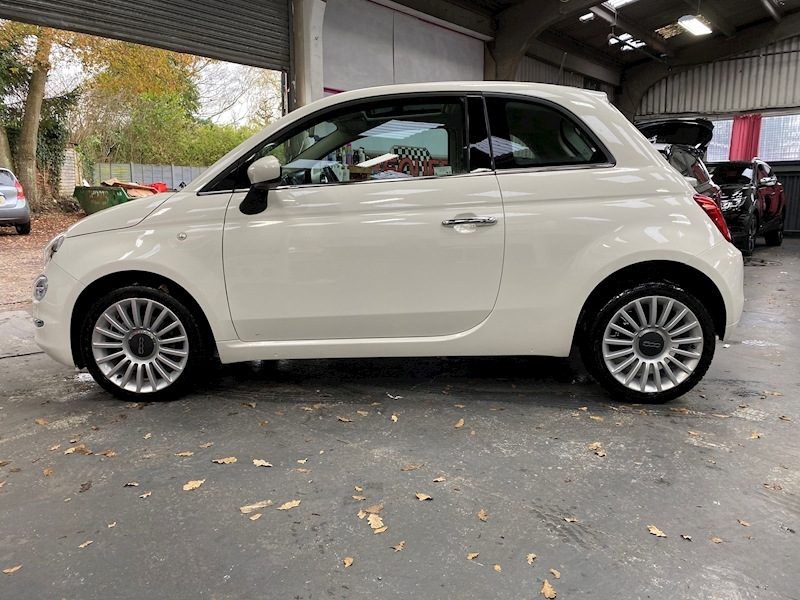Fiat 500 1.2 69hp Lounge - Large 4