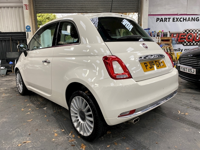 Fiat 500 1.2 69hp Lounge - Large 5