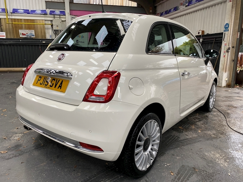 Fiat 500 1.2 69hp Lounge - Large 7