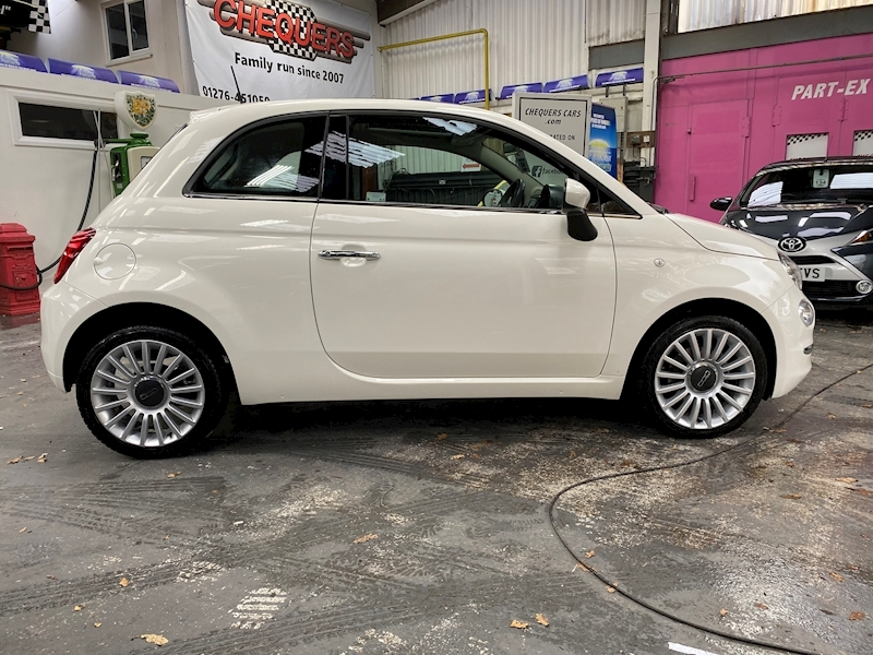 Fiat 500 1.2 69hp Lounge - Large 8