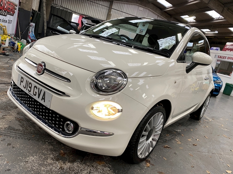 Fiat 500 1.2 69hp Lounge - Large 29