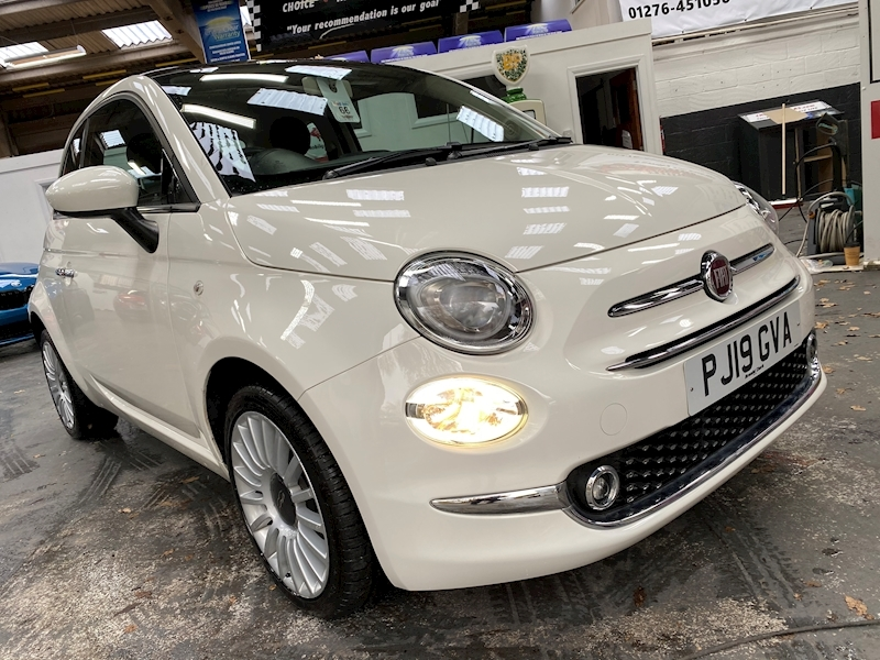 Fiat 500 1.2 69hp Lounge - Large 30