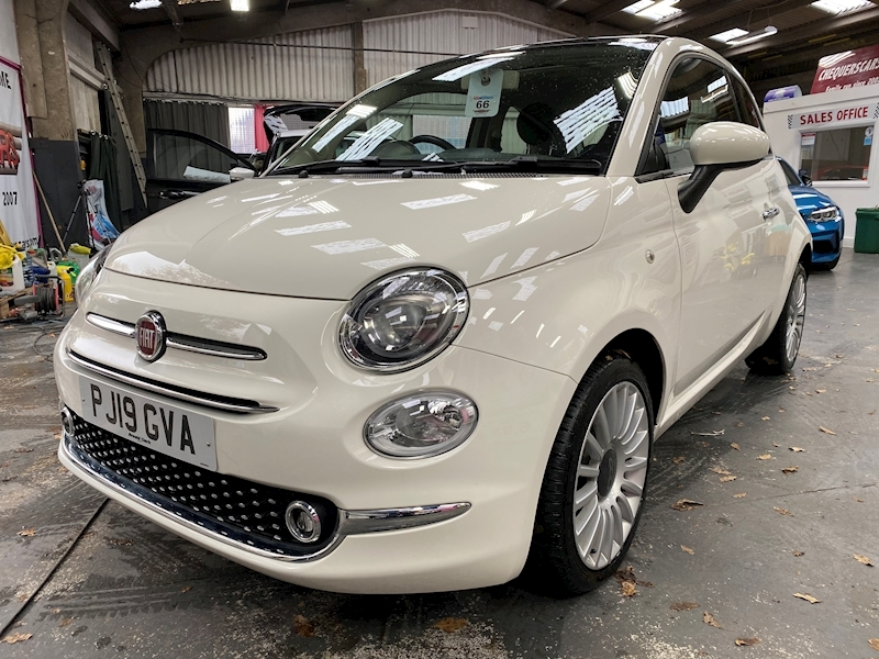 Fiat 500 1.2 69hp Lounge - Large 3