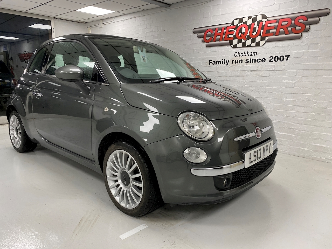 Fiat 0.9 TwinAir Lounge Convertible 2dr Petrol Manual (s/s) (92 g/km, 85 bhp)