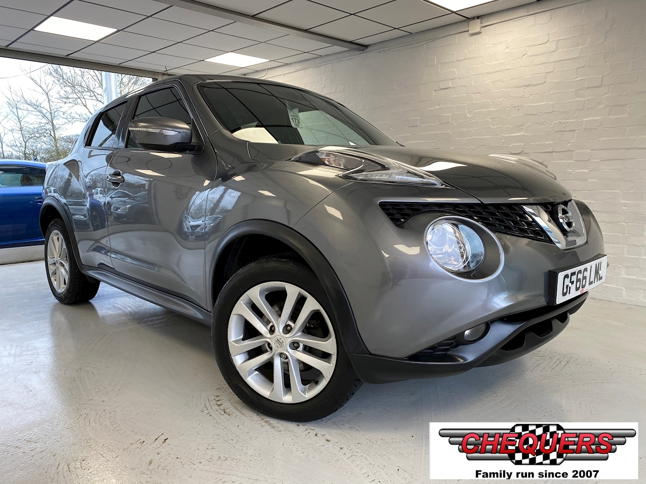 Nissan 1.2 DIG-T N-Connecta SUV 5dr Petrol (s/s) (115 ps)