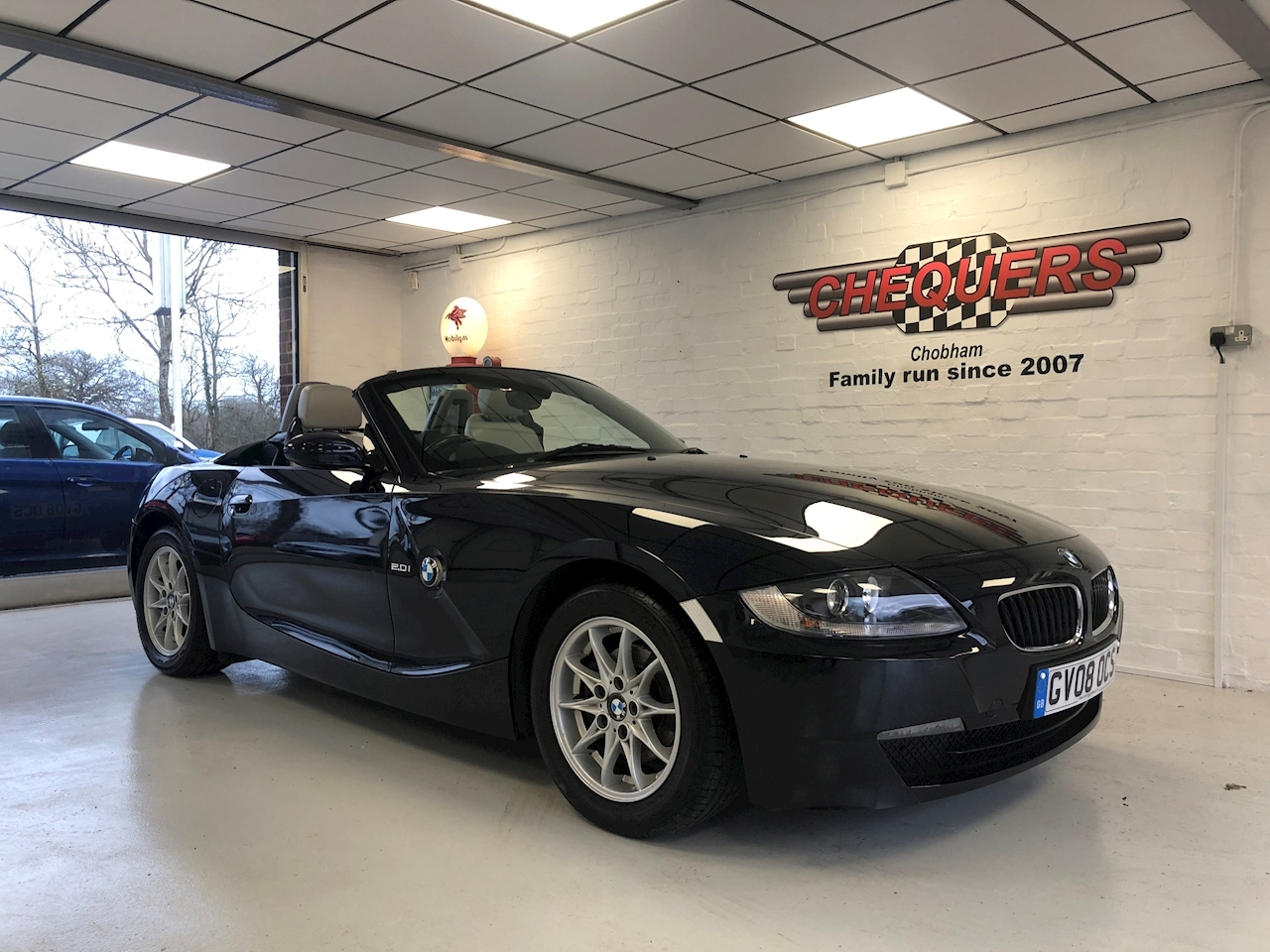 BMW 2.0 i SE Roadster 2dr Petrol Manual (176 g/km, 150 bhp)