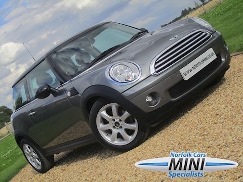 Mini Hatch Cooper Graphite