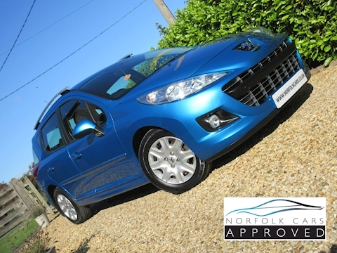 Peugeot 207 Hdi Sw Active
