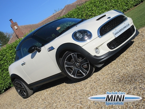 Mini Coupe Cooper S