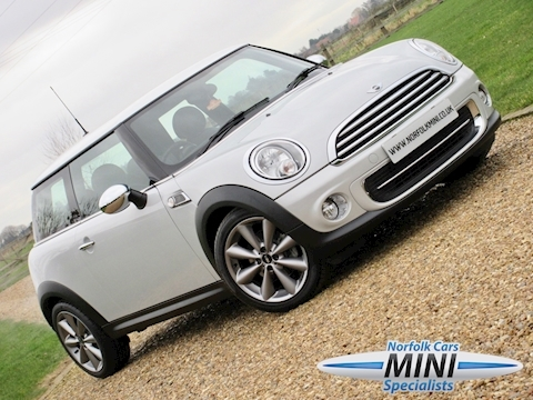 Mini Hatch Cooper London 2012 Edition