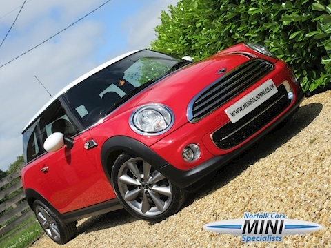 Mini Hatch Cooper D London 2012 Edition