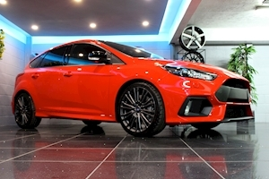 Focus RS Red Edition 2.3 5dr Hatchback Manual Petrol