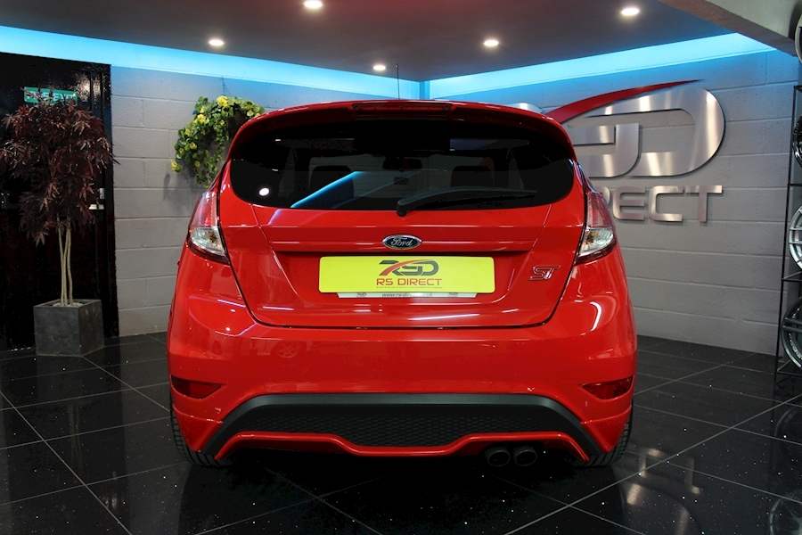 Ford Fiesta St-2 - Large 17