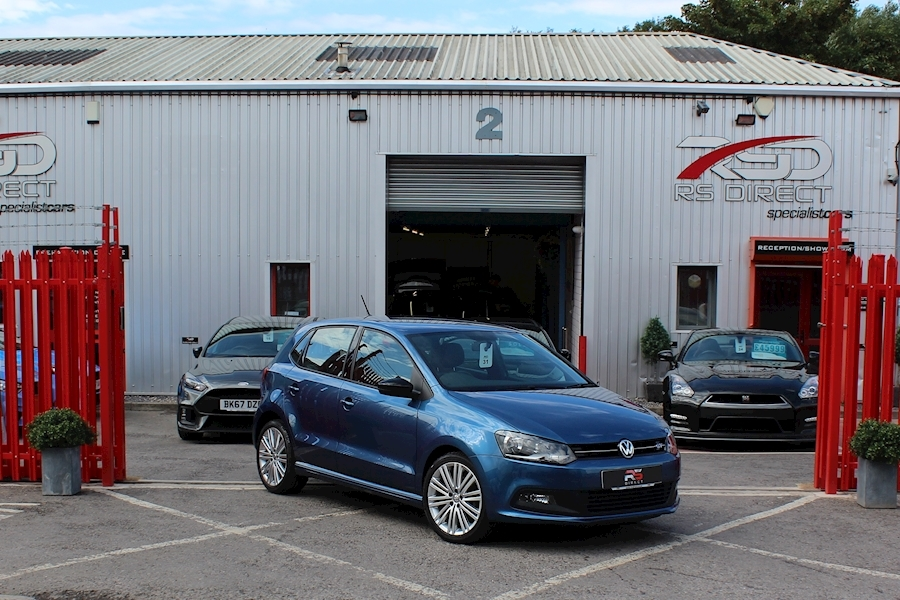 Volkswagen Polo Bluegt Dsg - Large 4