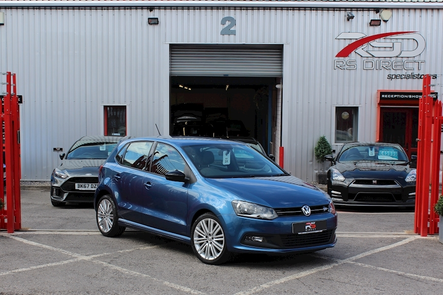 Volkswagen Polo Bluegt Dsg - Large 6