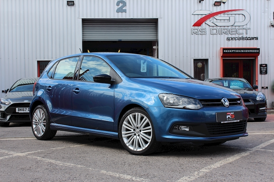 Volkswagen Polo Bluegt Dsg - Large 8