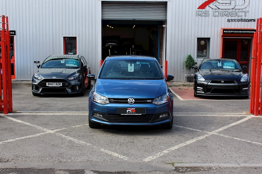 Volkswagen Polo Bluegt Dsg - Large 10