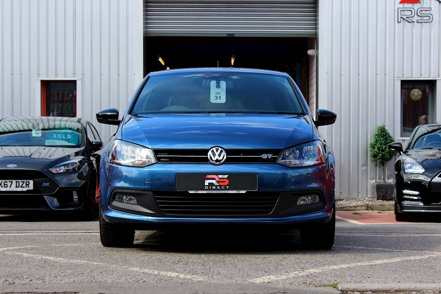 Volkswagen Polo Bluegt Dsg - Large 12
