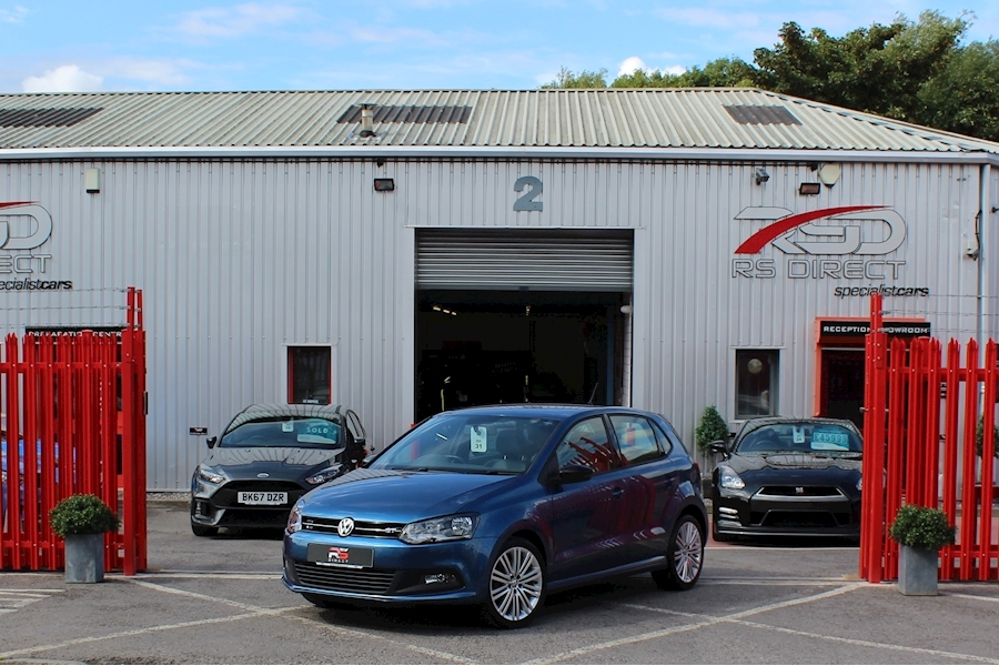 Volkswagen Polo Bluegt Dsg - Large 16