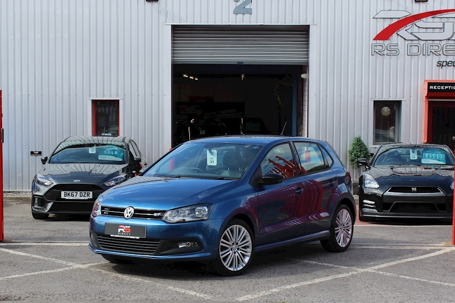 Volkswagen Polo Bluegt Dsg - Large 18