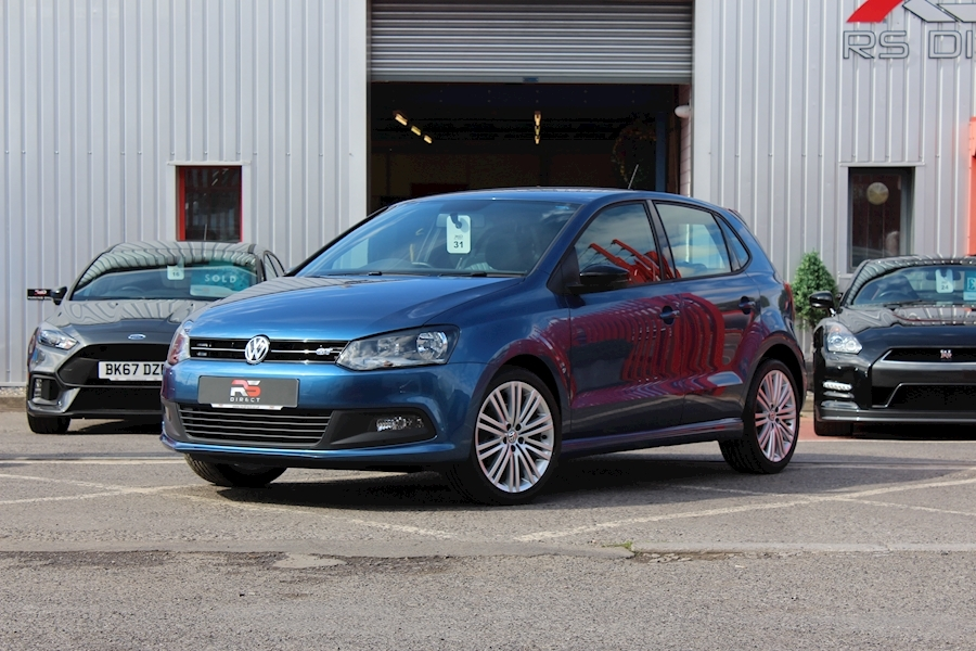 Volkswagen Polo Bluegt Dsg - Large 20