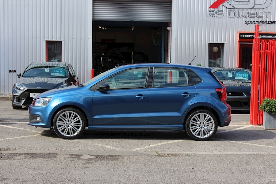 Volkswagen Polo Bluegt Dsg - Large 21