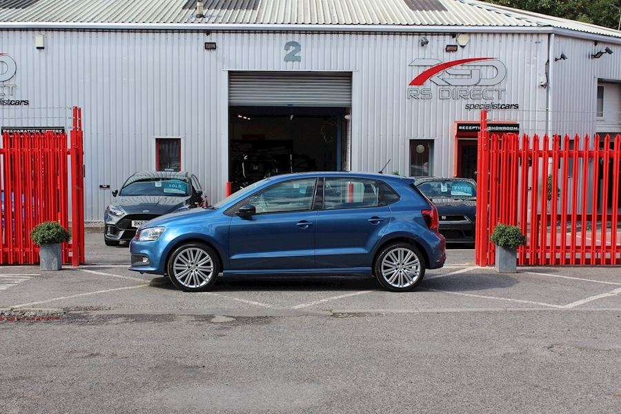 Volkswagen Polo Bluegt Dsg - Large 22