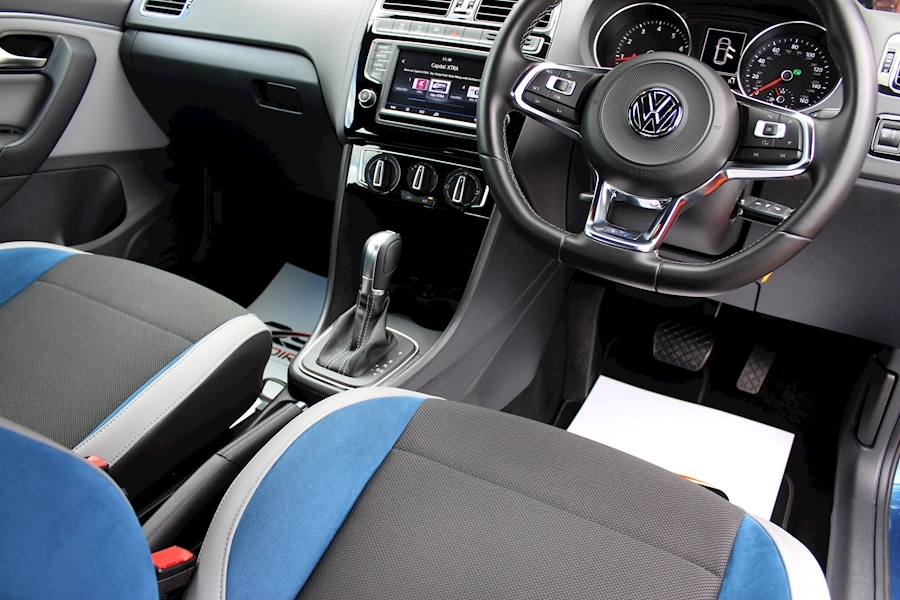 Volkswagen Polo Bluegt Dsg - Large 11