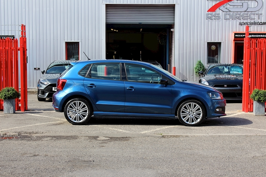 Volkswagen Polo Bluegt Dsg - Large 25