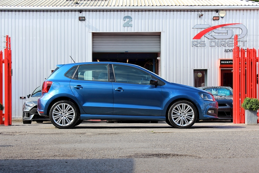 Volkswagen Polo Bluegt Dsg - Large 26