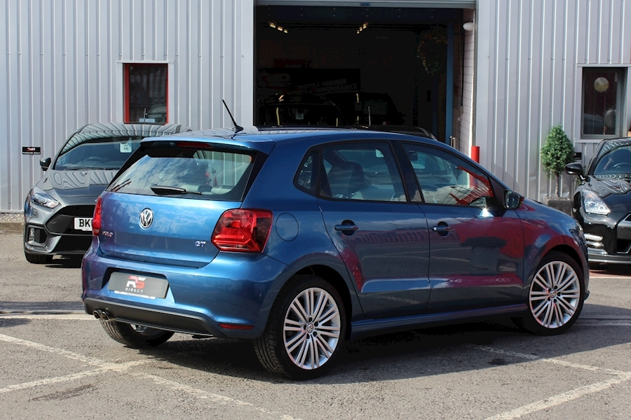 Volkswagen Polo Bluegt Dsg - Large 27