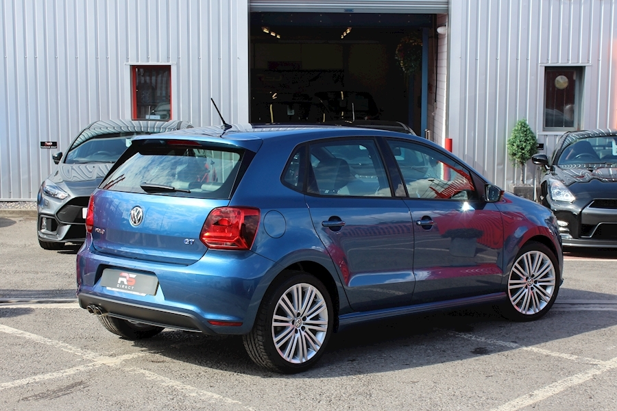 Volkswagen Polo Bluegt Dsg - Large 28
