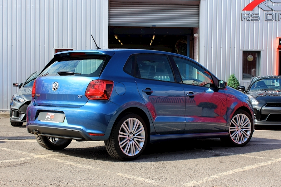 Volkswagen Polo Bluegt Dsg - Large 29