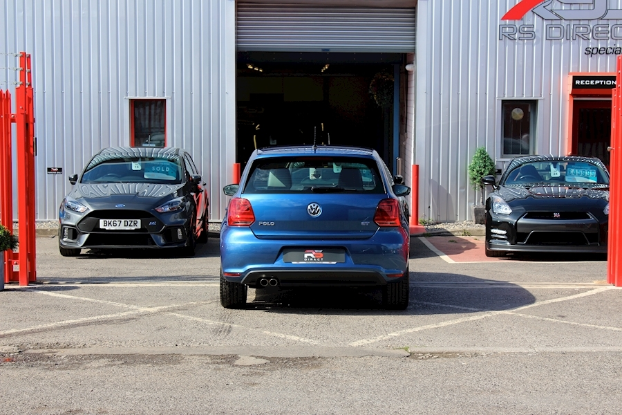 Volkswagen Polo Bluegt Dsg - Large 30