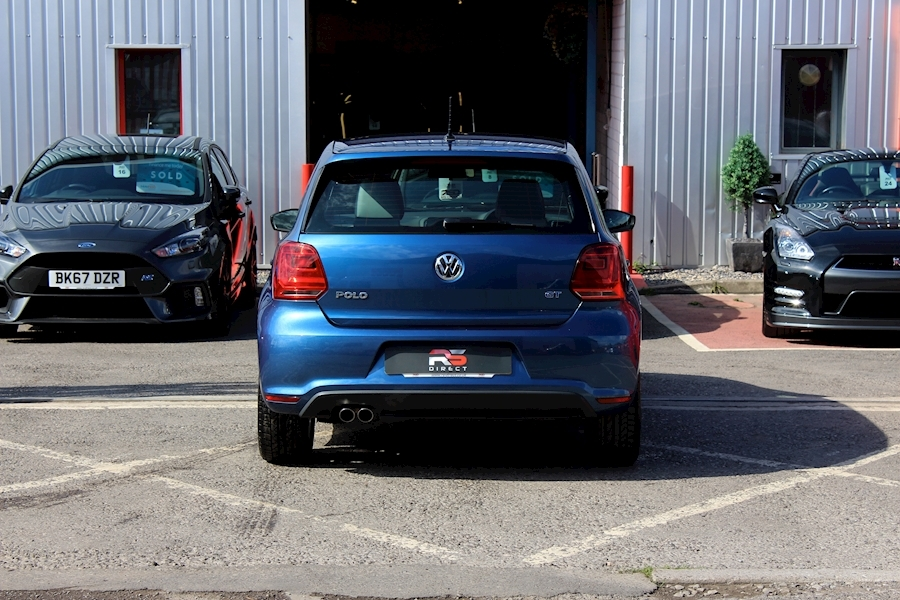 Volkswagen Polo Bluegt Dsg - Large 31