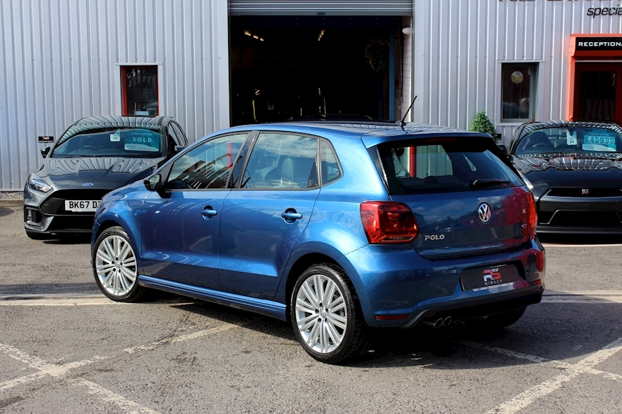 Volkswagen Polo Bluegt Dsg - Large 32