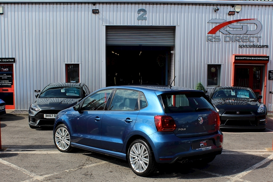 Volkswagen Polo Bluegt Dsg - Large 33
