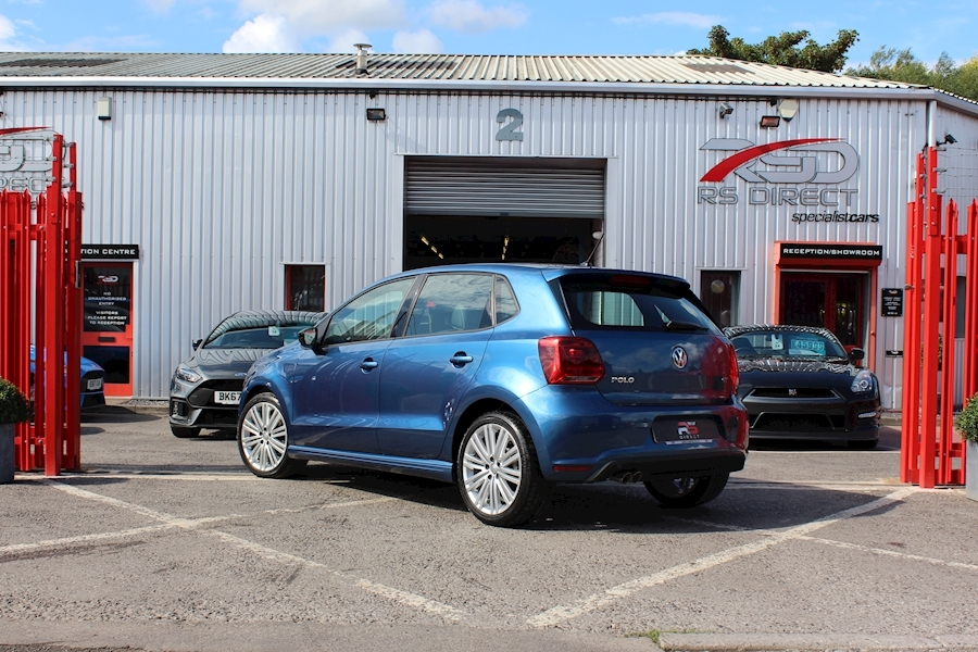 Volkswagen Polo Bluegt Dsg - Large 34