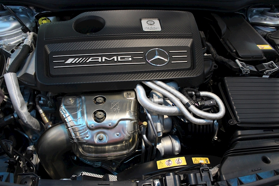 Mercedes A-Class Amg A 45 4Matic Petronas 15 World Ch Ed - Large 13