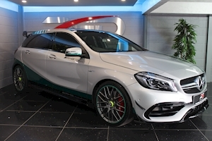 A-Class Amg A 45 4Matic Petronas 15 World Ch Ed Hatchback 2.0 Automatic Petrol